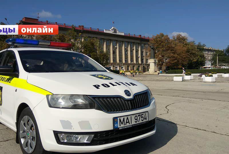 """В Бельцах машина такси сбила пешехода на """"зебре"""""""