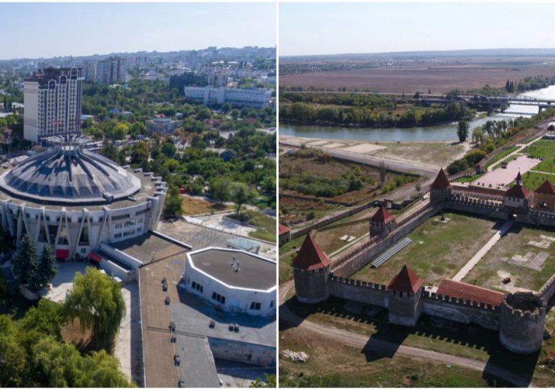 Кишинёвский цирк и Бендерскую крепость отреставрируют