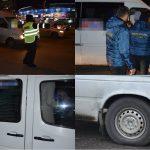 Операция «Автобус»: полицейские проверяют общественный транспорт и предостерегают пассажиров (ВИДЕО)