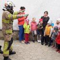 Специалисты ГИЧС провели урок безопасности для столичных дошколят (ФОТО)