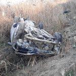 ДТП возле озера в Гидигиче: водитель сбежал с места происшествия