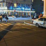 """Машины """"всмятку"""": в центре столицы произошла серьёзная авария"""