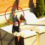 Полиция Кишинёва разыскивает молодого человека, подозреваемого в краже (ВИДЕО)