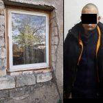 Проник в дом, пока хозяин спал: столичные полицейские задержали вора-домушника (ВИДЕО)