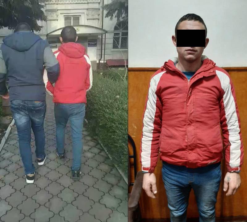 Очередного любителя покататься на чужих авто задержали в столице (ВИДЕО)