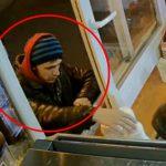 Украл чужой телефон: столичная полиция разыскивает преступника (ВИДЕО)