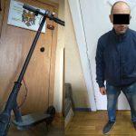 Рецидивист с подельником украли у жительницы столицы электросамокат: полицейские раскрыли кражу (ВИДЕО)