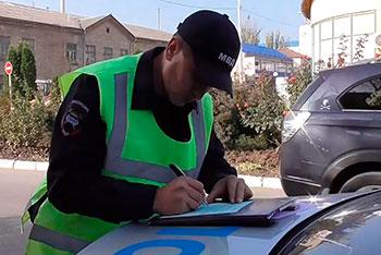 В Рыбнице поймали водителя с купленными правами