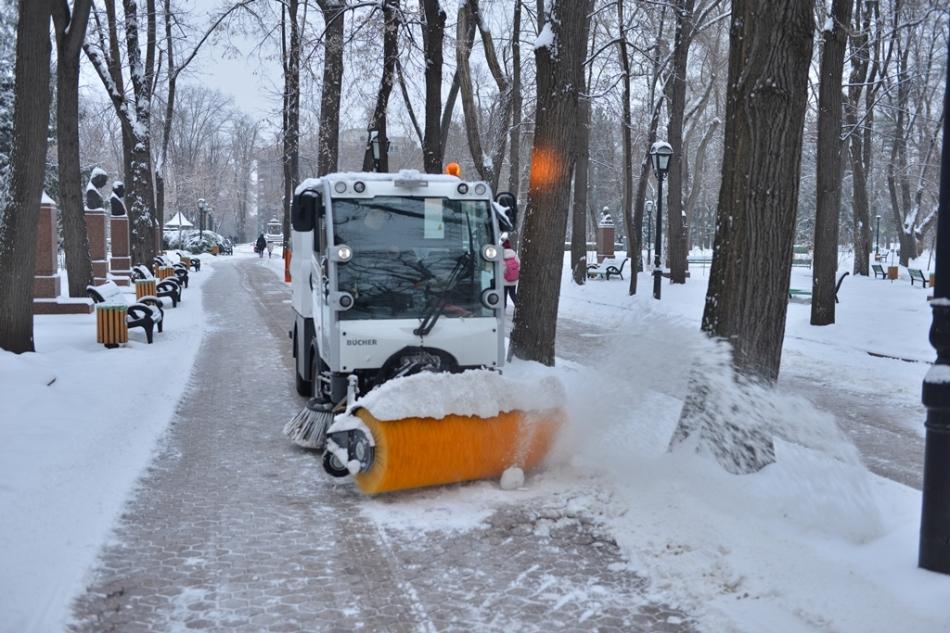 Власти приняли решение о создании кризисной ячейки на случай сильных снегопадов