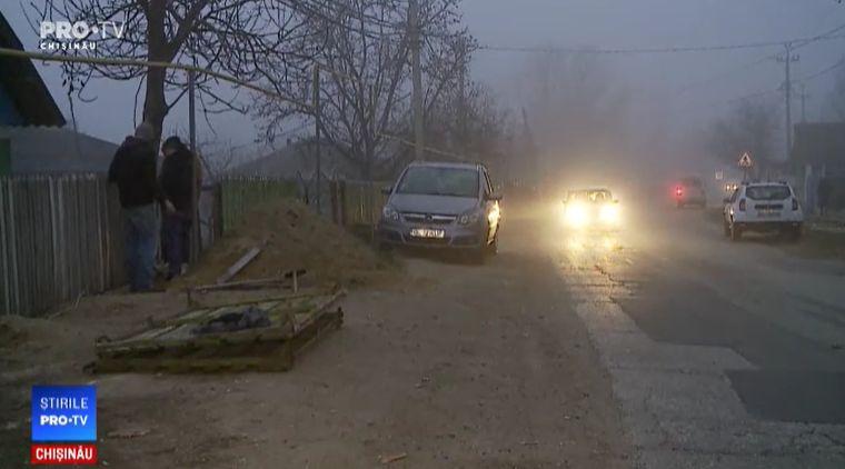 На имя водителя, сбившего насмерть беременную в Унгенах, выдали ордер на арест