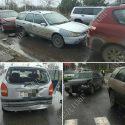 В Тирасполе и Бендерах произошло сразу несколько ДТП: причина – несоблюдение дистанции