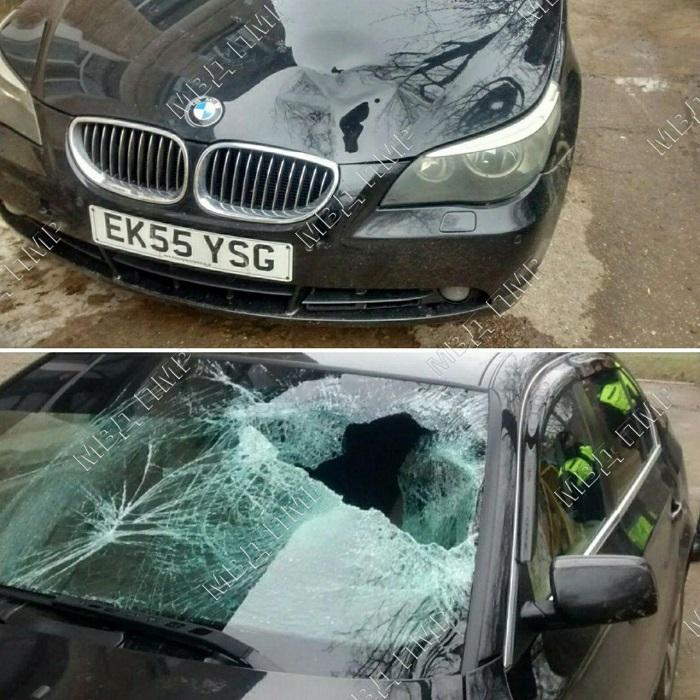 В Бендерах водитель BMW сбил пешехода и скрылся с места ДТП: пострадавший погиб