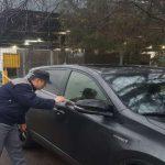 Пограничники конфисковали у молдаванина авто, числящееся в угоне