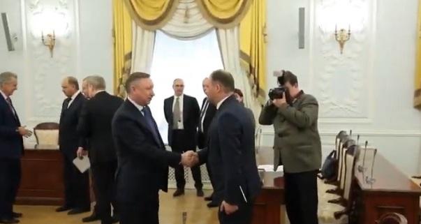 Кишинёв и Санкт-Петербург осуществят ряд совместных проектов (ВИДЕО)