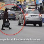 Патрульные продолжают охоту на пешеходов-нарушителей (ВИДЕО)