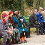 Средний возраст населения Молдовы увеличился