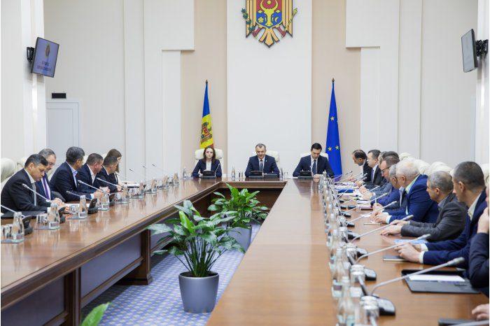 Вопрос водоснабжения Хынчештского района обсуждался сегодня в правительстве