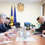 Вице-премьер по реинтеграции встретился со спецпредставителем председателя ОБСЕ