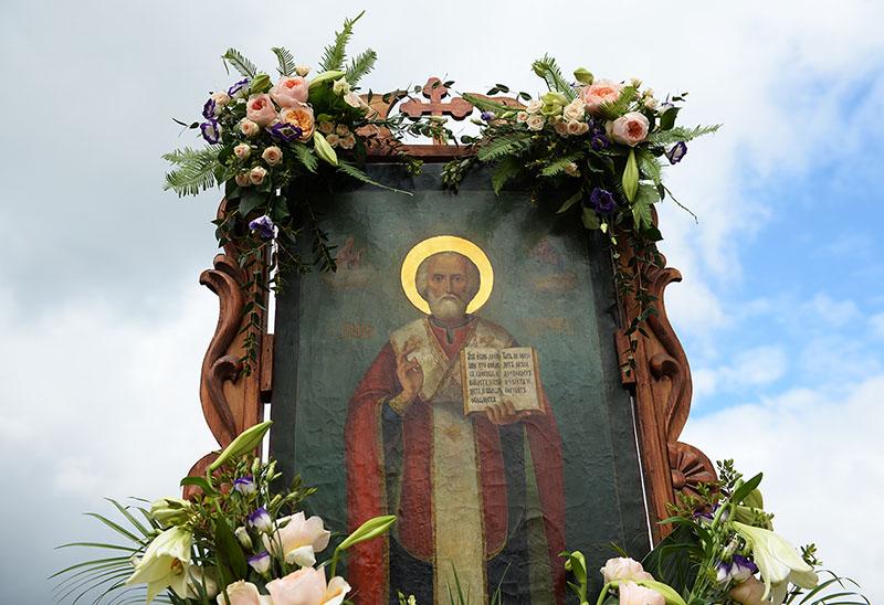 В Кишинёв привезут икону и мощи Николая Чудотворца