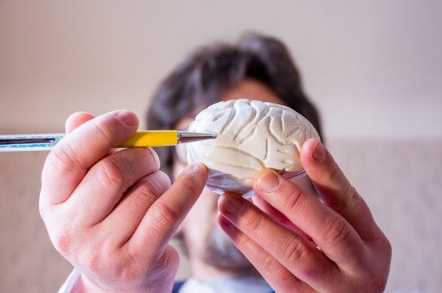 Мозг на пенсии