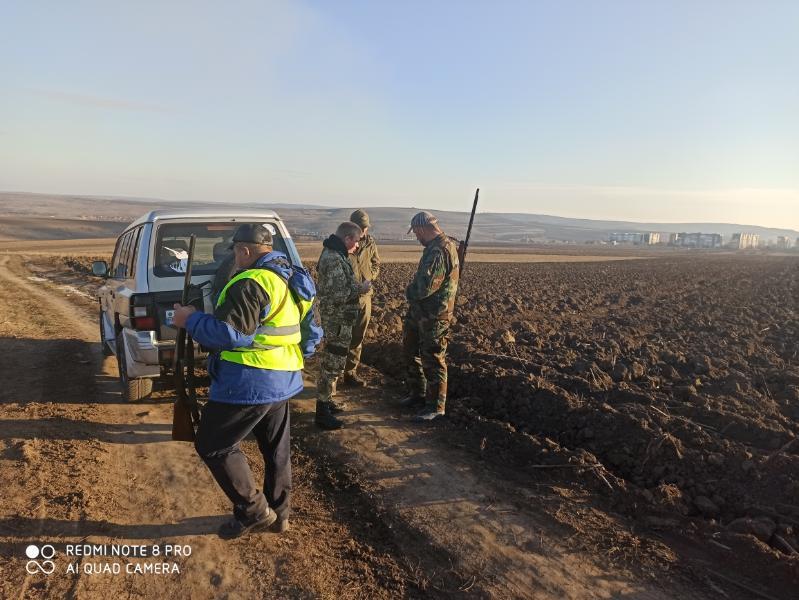 За незаконную охоту на фазанов вблизи Кишинёва мужчине грозит крупный штраф