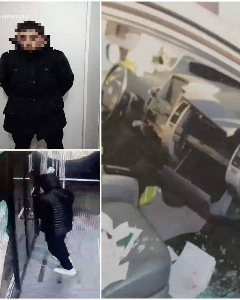 Столичные полицейские задержали несовершеннолетнего, совершившего два десятка краж (ВИДЕО)