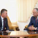 Додон и Красносельский договорились не допустить блокирования движения транспорта