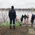 Крещенские купания в стране прошли под контролем спасателей