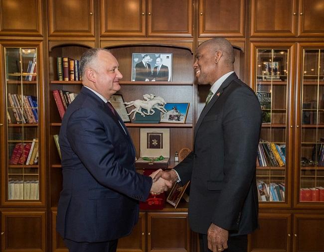 Президент встретился с послом США: о чем шла речь в ходе беседы (ФОТО, ВИДЕО)