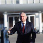 Игорь Додон совершает рабочий визит в Израиль