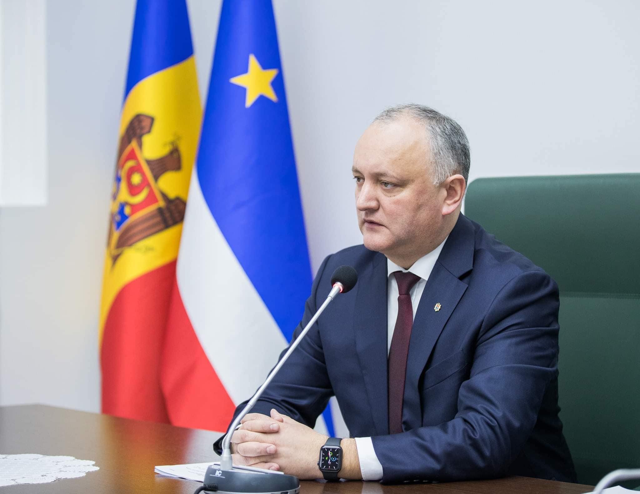 Додон: В Кишиневе будут и далее учитывать интересы и потребности жителей Гагаузии (ФОТО, ВИДЕО)