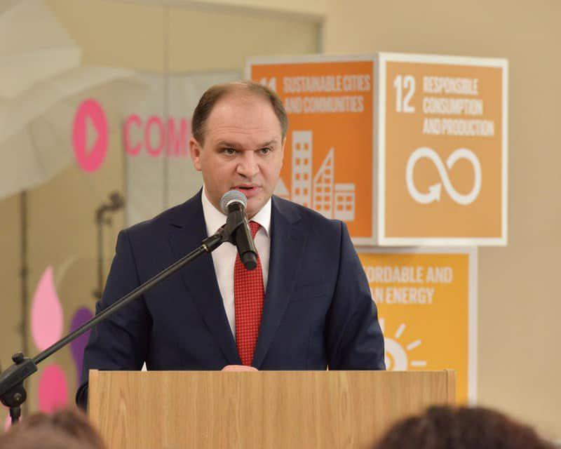 Чебан: Сделаем всё возможное, чтобы образование в Кишиневе было качественным и комфортным для всех