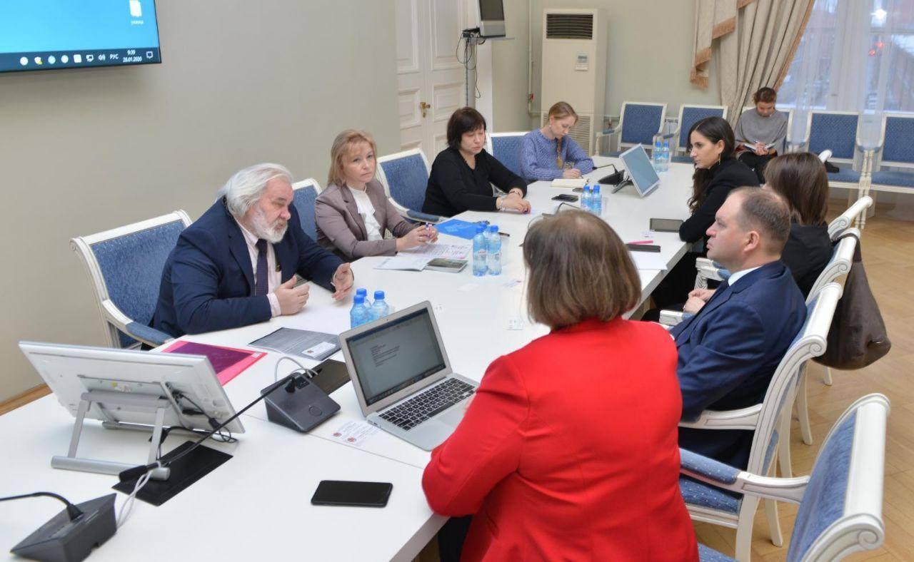 Санкт-Петербург поможет Кишиневу в урбанистическом развитии (ФОТО)