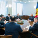Деятельность экономических агентов из приднестровского региона и их взаимоотношения с коммерческими банками страны - в поле зрения президента (ФОТО, ВИДЕО)