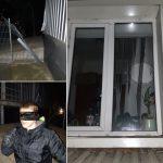 На Буюканах задержали вора, пытавшегося ограбить магазин бытовой техники