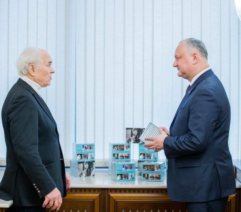 Додон: Мы обязаны продвигать ценности, направленные на то, чтобы мы еще больше гордились молдавским народом (ВИДЕО, ФОТО)