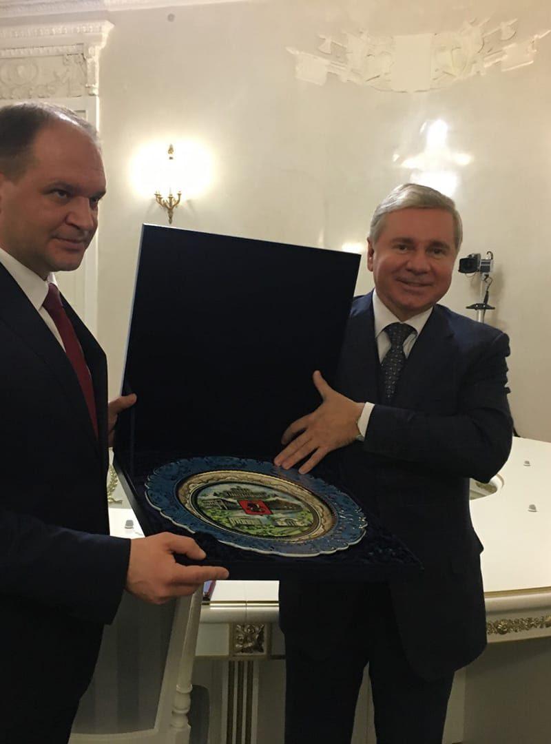 Ион Чебан: Москва подарит Кишиневу спецтехнику для уборки улиц