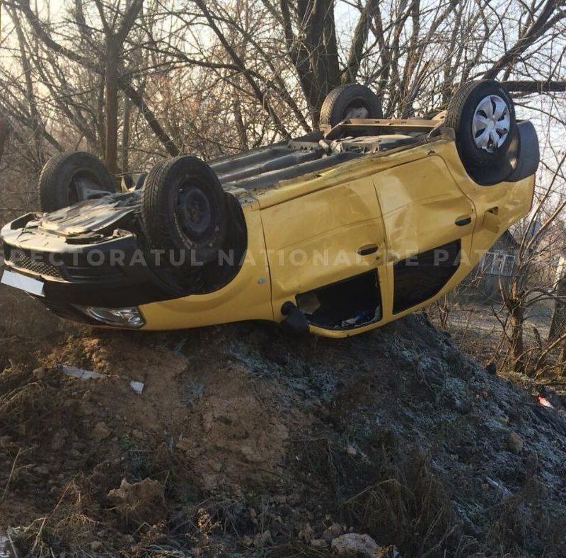 Нацинспекторат патрулирования назвал самый аварийный день в Молдове