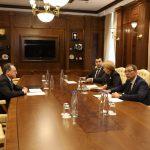Зинаида Гречаный обсудила важные вопросы с председателем Национальной комиссии по финансовому рынку (ФОТО)