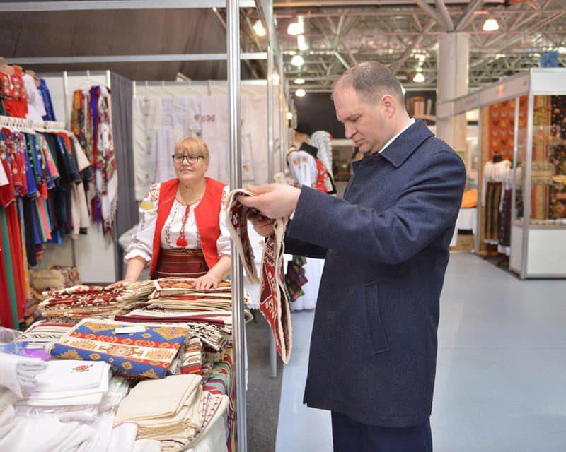 Чебан: Примария Кишинева поможет в продвижении молдавской продукции за рубежом (ФОТО)