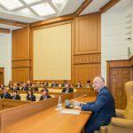 Додон собрал в президентуре аккредитованных в Молдове послов (ФОТО, ВИДЕО)