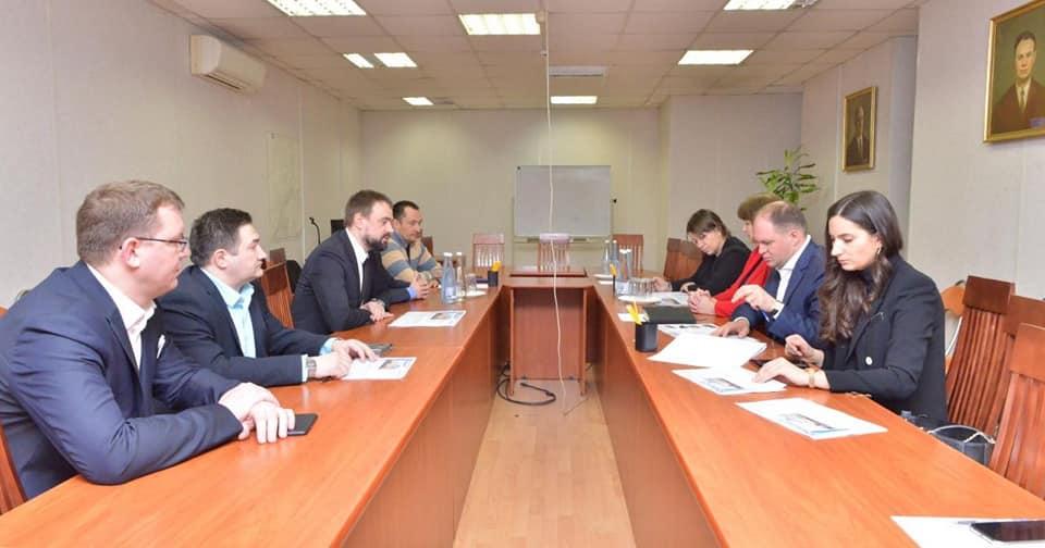 Специалисты из Санкт-Петербурга проведут техническую экспертизу на очистной станции в Кишиневе (ФОТО)