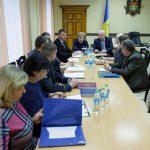 Гречаный провела встречу с представителями подразделений и учреждений Бричанского района (ФОТО)