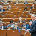 Додон - депутатам ПАСЕ: Не поддерживайте партии, поддерживайте граждан Республики Молдова!