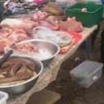 Десятки килограммов продуктов питания были уничтожены по итогам проверок на рынках в Дрокии (ФОТО)