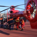 SMURD перевёз пациентку в тяжёлом состоянии в Кишинёв (ФОТО, ВИДЕО)