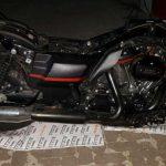 Молдаванин пытался перевезти через границу угнанный мотоцикл