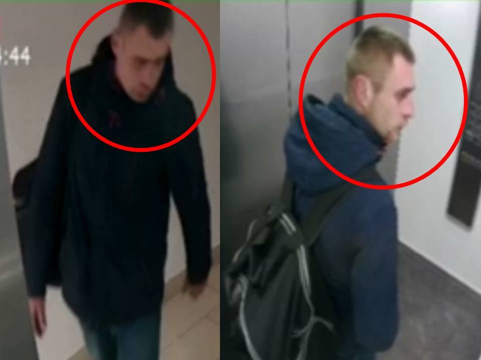 Прошёлся по многоэтажке и украл пожарные шланги: в столице ищут преступника