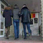 В пылу ссоры украл телефон: столичная полиция задержала уличного вора (ВИДЕО)