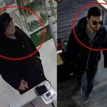 Подозреваются в краже и мошенничестве: столичная полиция разыскивает двух нарушителей (ВИДЕО)